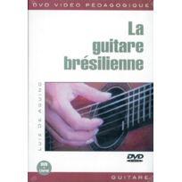 Play Music - Guitare BrÉSILIENNE - Luiz De Aquino - Dvd - Edition simple
