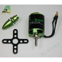 A2 Pro - Moteur Brushless DM2630 600KV PROTRONIK