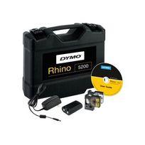 Sanford - Dymo Rhino 5200 - Étiqueteuse - monochrome - Rouleau 1,9 cm