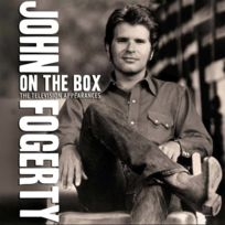 Chrome Dreams - John Fogerty - On the Box the Television Appareances Tv Broadcast Boitier cristal