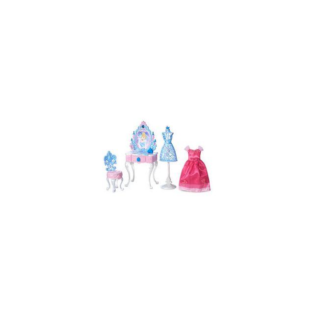 Hasbro Mobilier Univers De Cendrillon Disney Princesses Pas Cher