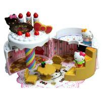 Janod - Maison gâteau d'anniversaire Hello Kitty
