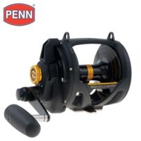 Penn - Moulinet Squall Lever Drag 2 Speed