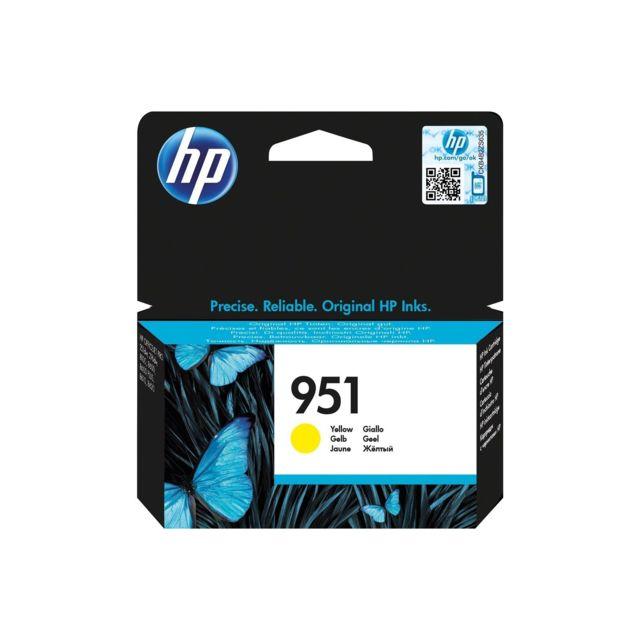 HP CN052AE - Cartouche d'encre 951 Jaune