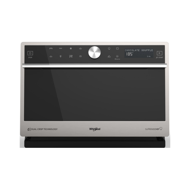 Whirlpool Four micro-ondes combiné MWP 3391 SX
