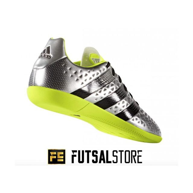 Adidas Chaussure de Futsal Ace 16.3 In Ic Couleur Gris
