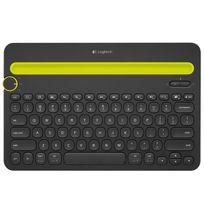LOGITECH - Clavier pour tablette - K480 - Noir
