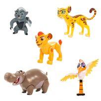 Simba - Figurine La Garde du Roi Lion : Coffret 5 figurines