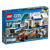 Lego - City - Le poste de commandement mobile - 60139