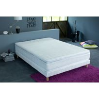 surmatelas 140x190 achat surmatelas 140x190 pas cher rue du commerce. Black Bedroom Furniture Sets. Home Design Ideas