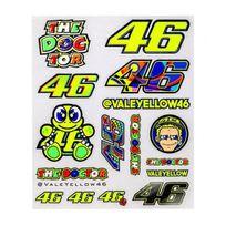 Vr 46 - Stickers Big 02 Vr46