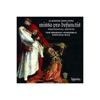 Hyperion - Requiem & Penitential Motets