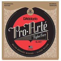 D'ADDARIO - Ej47 Pro Arte Normal - Jeu de cordes guitare classique