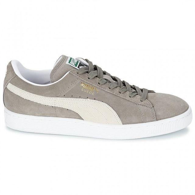 Suede Classic Chaussures Cher Vente Basket Puma Pas Achat 0N8mnyvwO