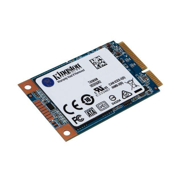 KINGSTON - UV500 480 Go mSATA SATA III 6 Gb/s