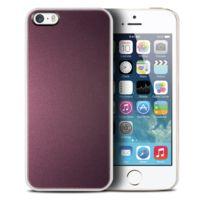 Qdos - Coque Housse Etui Smoothies Series, Racing Violet pour iPhone 5/5S/SE