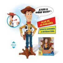 DISNEY TOY STORY - Figurine Shérif Woody - 40 cm