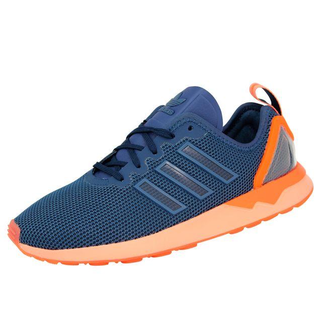 acheter en ligne 489e9 f85e3 Adidas zx flux bleu - catalogue 2019 - [RueDuCommerce ...