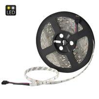 Auto-hightech - Ruban à Led multicolores Télécommande éclairage sur rythmique musical idéal pour déco étanche 5m