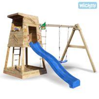 Wickey - Aire de jeux Chiefs Wigwam