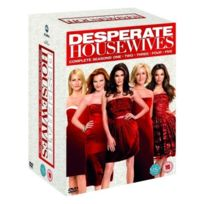 Buena Vista - Desperate Housewives Season 1 IMPORT Anglais, IMPORT Coffret De 31 Dvd - Edition simple