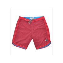 Iron And Resin - Boardshort Jacobs - Red
