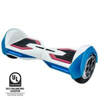 Hoverboard Huracan Blanc ? Bluetooth - 8 Pouces