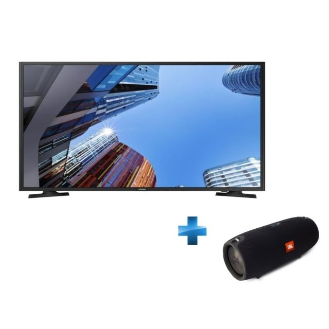 Samsung - TV LED 40'' - UE40M5005A + Enceinte nomade Xtreme - Noir