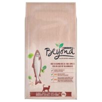 Beyond - Croquettes au Saumon avec de l'Orge Complète pour Chats 1,4Kg