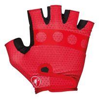 Castelli - Gants Trofeo Glove Aero Kit Version rouge