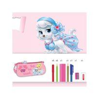 Princesses Disney - Trousse garnie Palace Pets Princesse Cendrillon 20 Cm avec 17 pièces