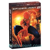 Gaumont-columbia-tristar-home-video - Spider-man 2 COLLECTOR Coffret de 2 Dvd - Edition collector
