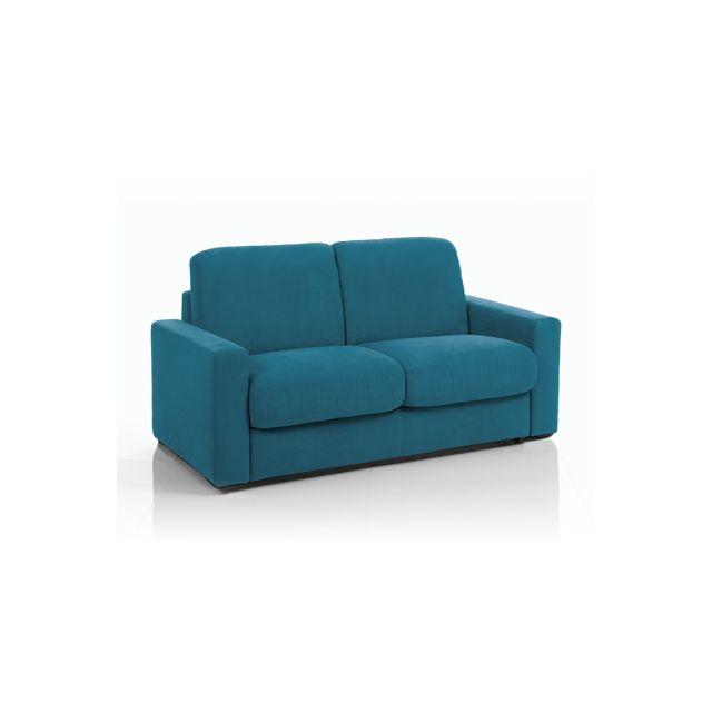 canap convertible bleu. Black Bedroom Furniture Sets. Home Design Ideas