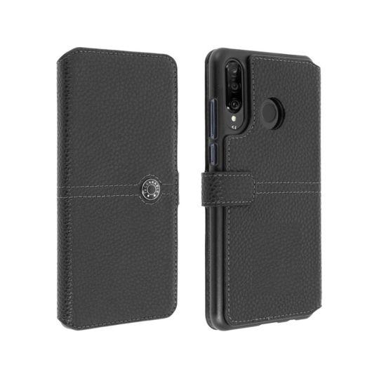 Etui de protection pour Huawei P30 Lite - FAHWP30CBKL100 - Noir