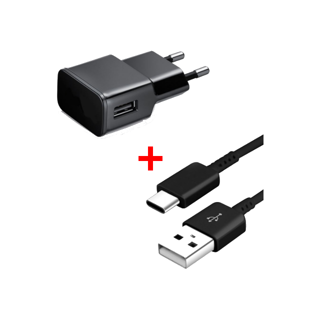 Little Boutik Chargeur secteurUSB + Câble UsbType C