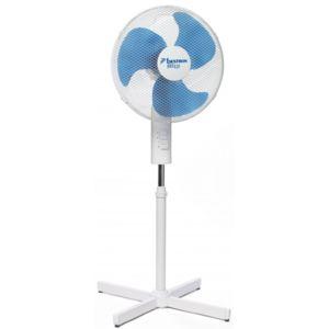 bestron ventilateur sur pied panier 45cm blanc pas. Black Bedroom Furniture Sets. Home Design Ideas