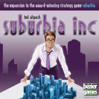 Bezier Games - Jeux de société - Suburbia Inc Extension