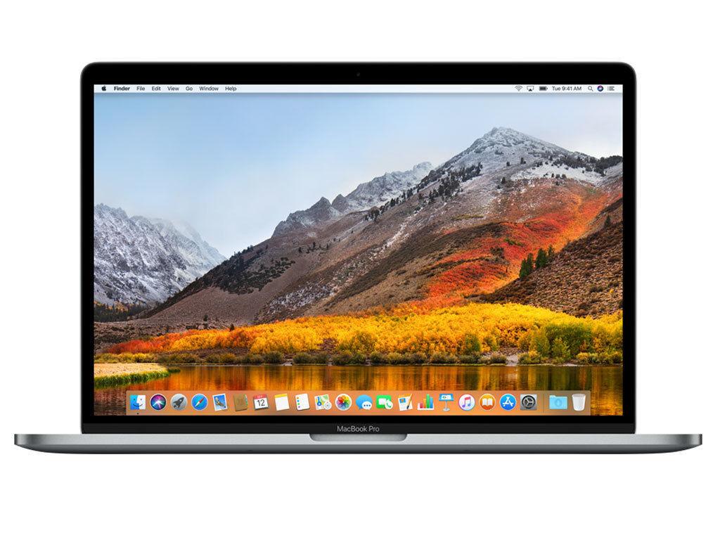 MacBook Pro 15 Touch Bar - 512 Go - MPTT2FN/A - Gris Sidéral