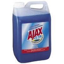 Ajaxx63 - Nettoyant vitres bidon Ajax - 5 litres