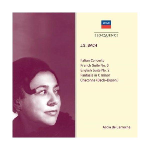 Générique - Italian Concerto/French Suite/English Suite/Chaconne