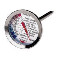 Paderno - Thermomètre à rôti - De +54°C à +88°C - Thermomètre