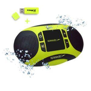 Speedo mini chaine tanche usb aquabeat dock cl usb 4 for Lecteur mp3 etanche piscine