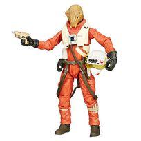 Star Wars - X Wing pilot Star Wars figurine Deluxe Black series 15 cm