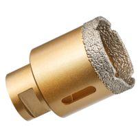 Granifix - Ø 45 mm Trépan diamanté M14 couronne à sec et à eau scie cloche