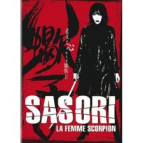 Ctv International - Sasori, la femme scorpion