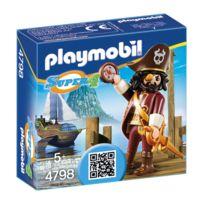 PLAYMOBIL - SUPER 4 - Barbe de requin