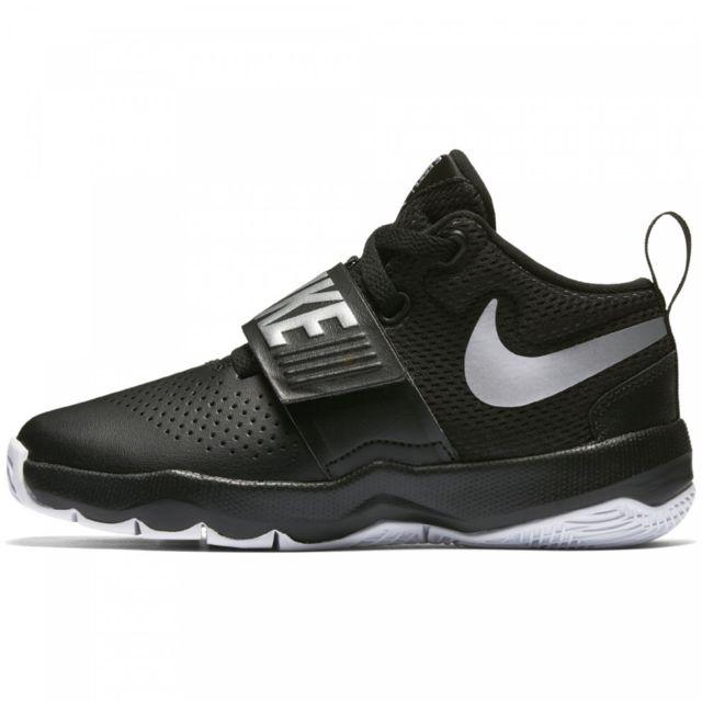 buy online 30526 88ae0 Nike - Basket Team Hustle D 8 Cadet - Ref. 881942-001 - pas cher Achat    Vente Baskets enfant - RueDuCommerce
