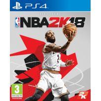 TAKE 2 - NBA 2K18 - PS4