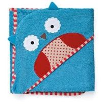 Skip Hop - Hooded Zoo Towel Owl