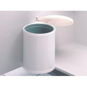 hailo poubelle encastrable compact box 15l blanc pas cher achat vente poubelle de. Black Bedroom Furniture Sets. Home Design Ideas